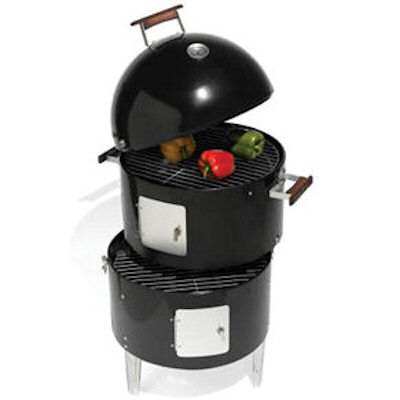 Bbq farm bbq and smokers for Affumicatore portatile